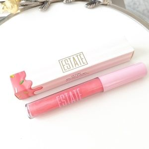 Estate Cosmetics pink lips frosting